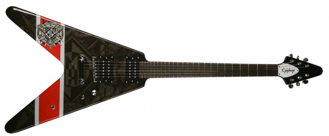 New Ltd. Ed. Robb Flynn Flying V