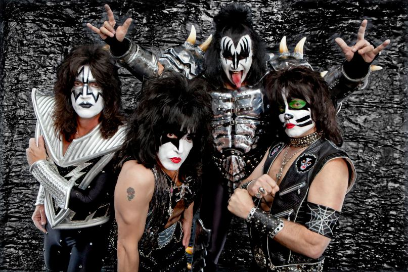 KISS Announce Summer Tour