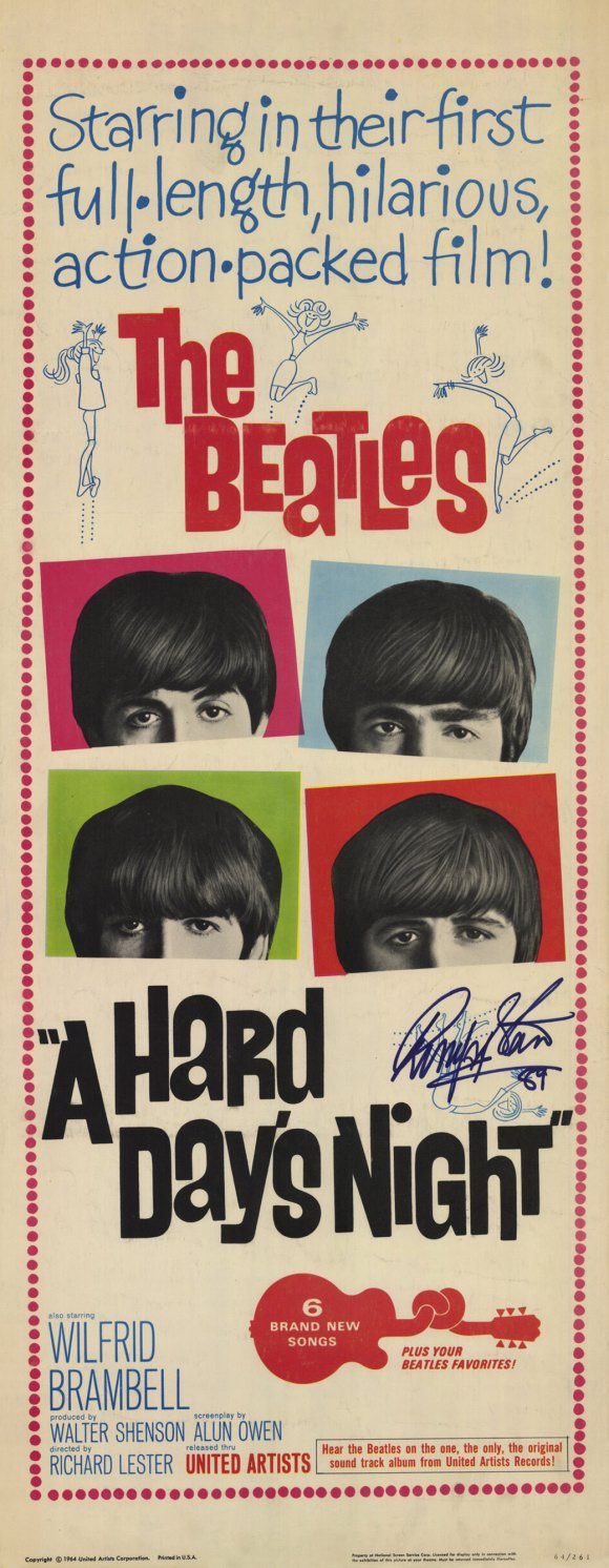 A Hard Day's Night Turns 50