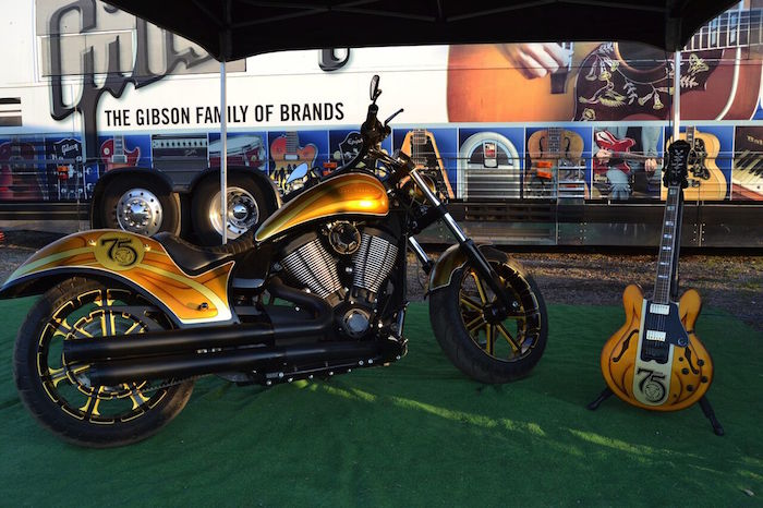 Epiphone at 75th Sturgis Motorcycle Rally