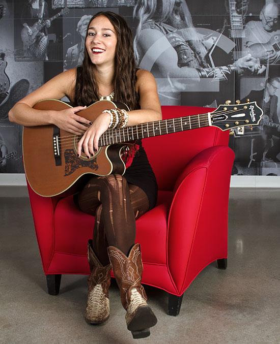 Meet Canadian Country-Rocker Leanne Pearson