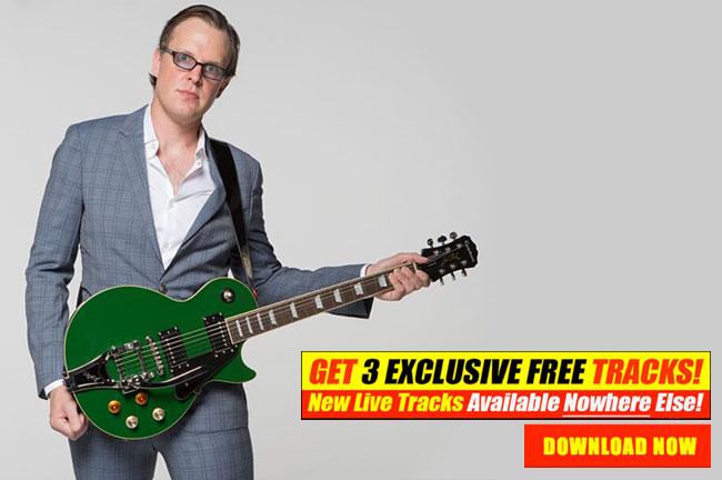 Get 3 Exclusive FREE Joe Bonamassa Tracks!