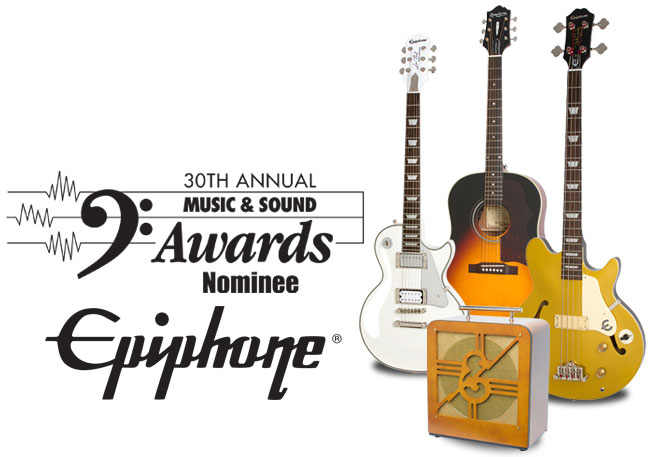 Vote For Epiphone!