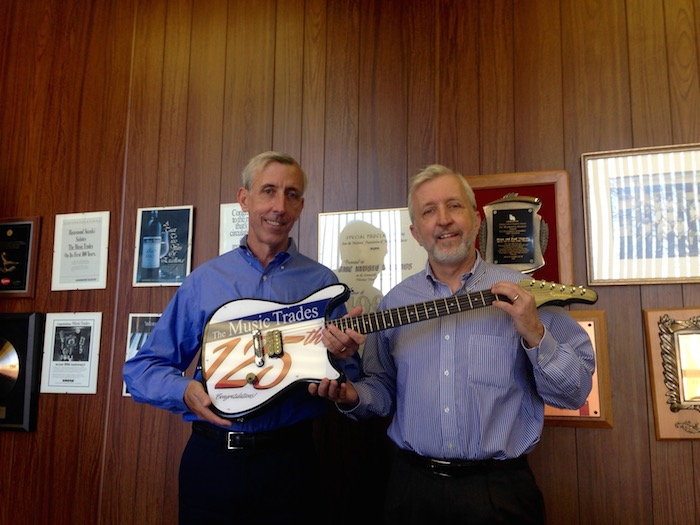 Music Trades Celebrates 125th Anniversary