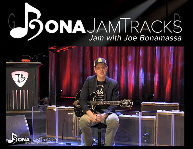 Jam With Joe Bonamassa: Free Backing Track