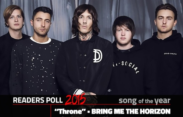 Bring Me the Horizon's Song of the Year