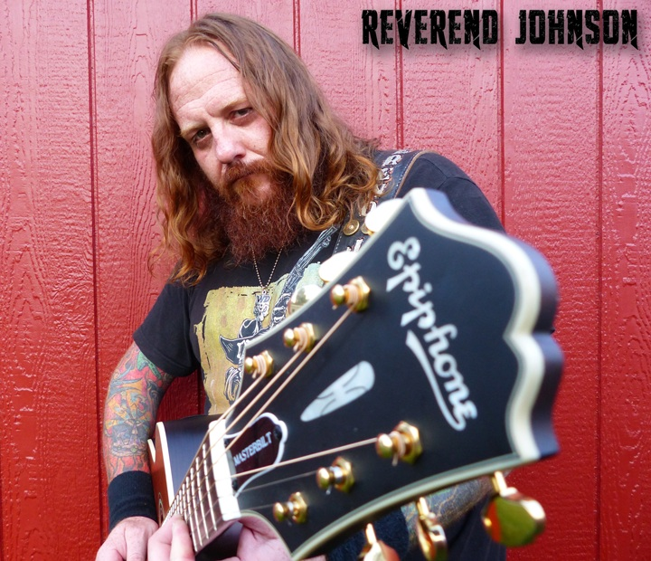 The Epiphone Interview: Reverend Johnson