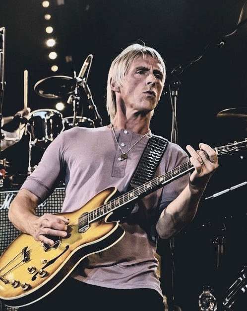 Paul Weller Picks It Up