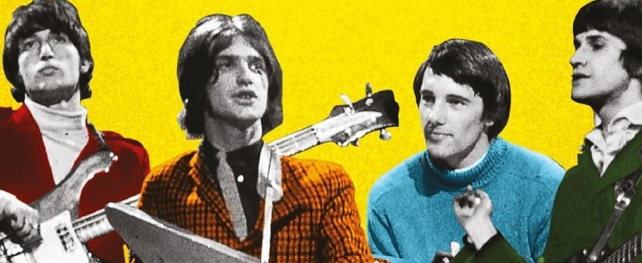 The Sunny Afternoon of the Kinks