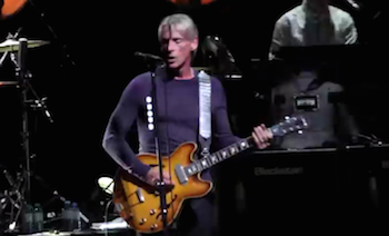 Paul Weller Epiphone Casino