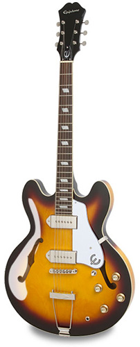 ToneQuest Reviews The Elitist Les Paul Standard and Inspired by Casino
