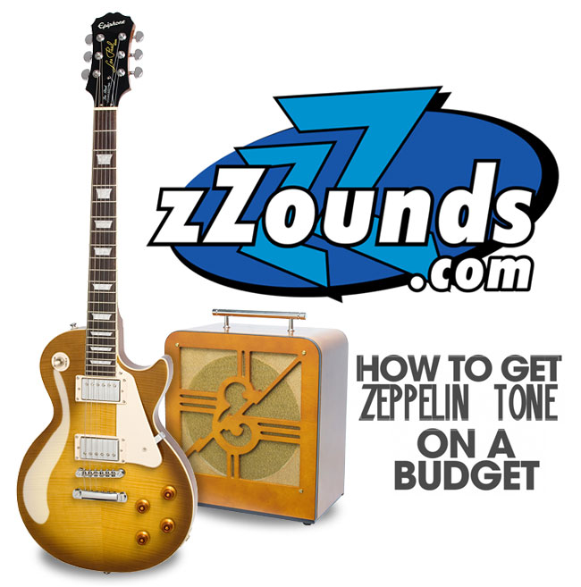 zZounds Goes After The Zeppelin Tone
