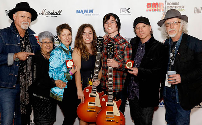 Congratulations to Rock The Nation Winners