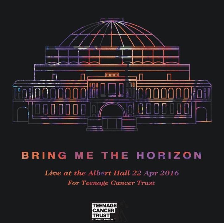 Bring Me The Horizon At Royal Albert Hall