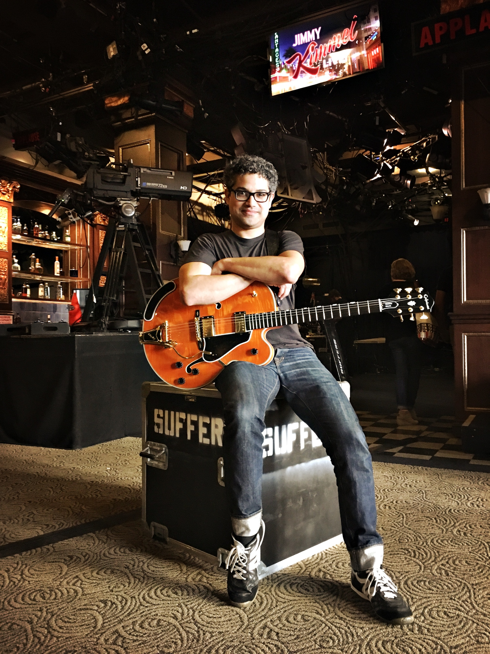 Epiphone Interview: Kevin Bernier