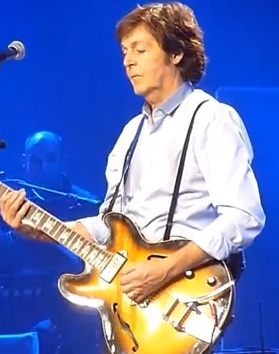 Paul mccartney epiphone casino banque accord geant casino