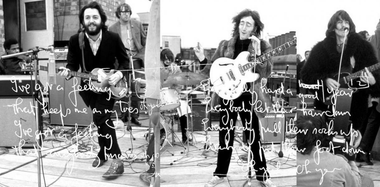 beatles rooftop concert full version 1969
