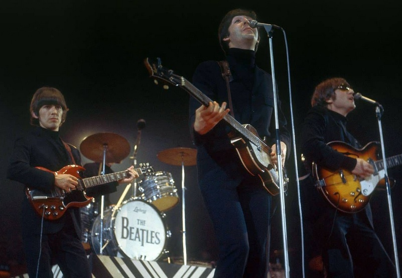 The Beatles and the Epiphone Casino