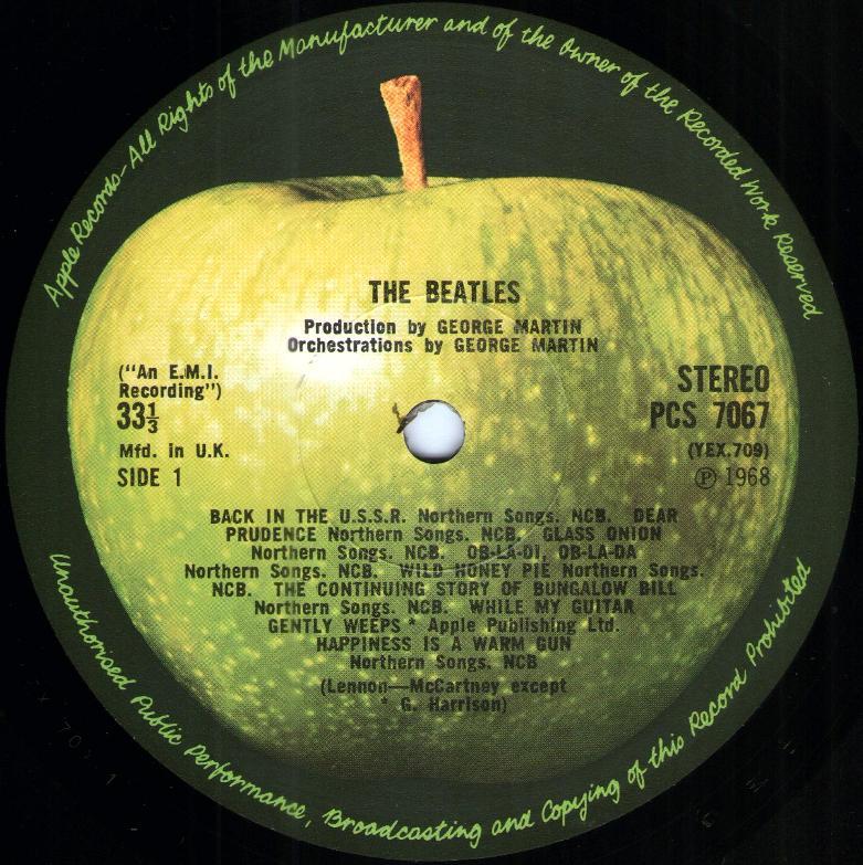 Beatles White Album 50th Anniversary Box