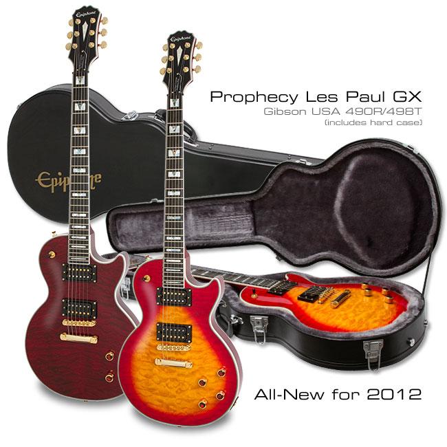 Prophecy Les Paul GX
