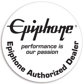 Epiphone Authorized Dealer - Performance is our Passion