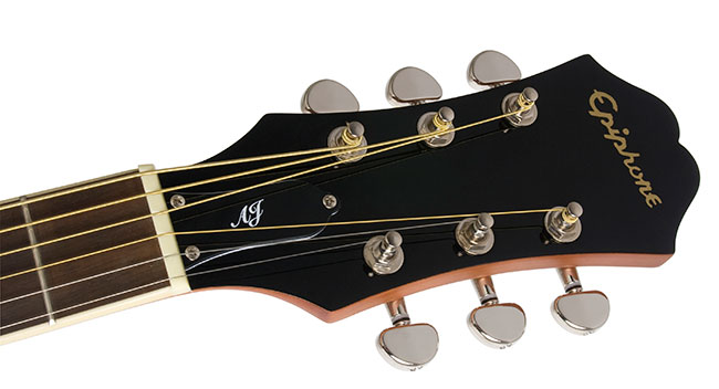 Epiphone AJ-220S, That Legendary Advanced Jumbo Sound