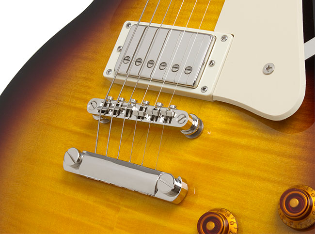 The All-New Epiphone G-400 and Les Paul Standard Plustop PRO Models