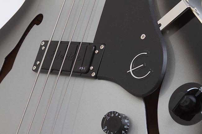 Epiphone Ltd. Ed. Jack Casady Signature Bass