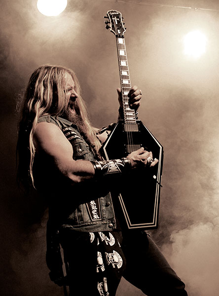 Zakk Wylde and Black Label Society Fall Tour