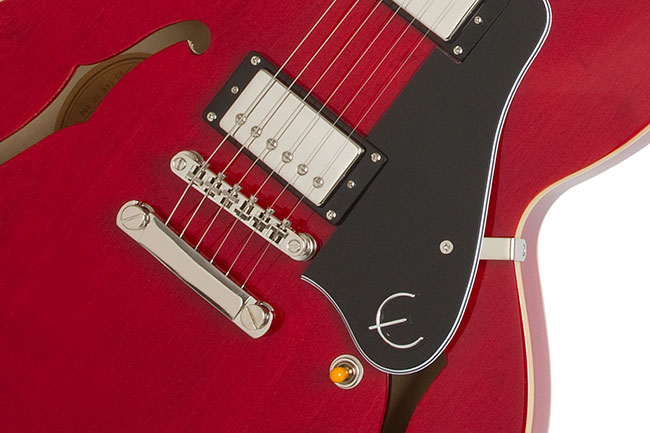 Ltd. Edition ES 335 PRO: The sound of rock and roll just got better!
