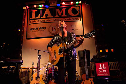 Epiphone Sponsors 13th Annual Latin Alternative Music  Conference