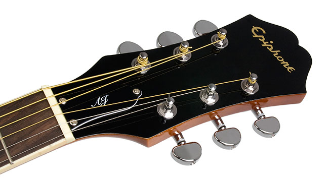 AJ220S and AJ220SCE A closer look at two of Epiphone's biggest sellers