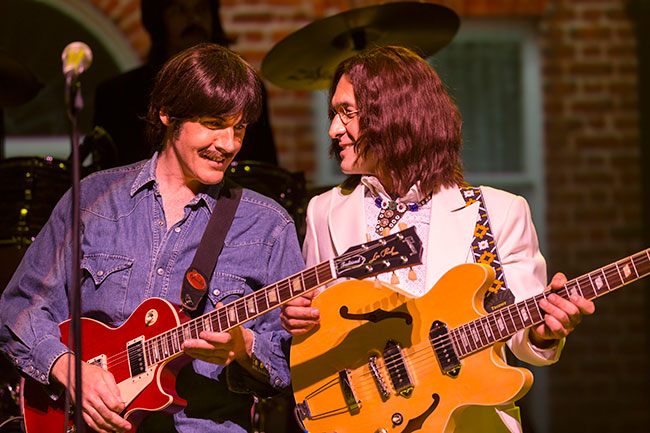 Epiphone Partners With London, West End Production of Let It Be