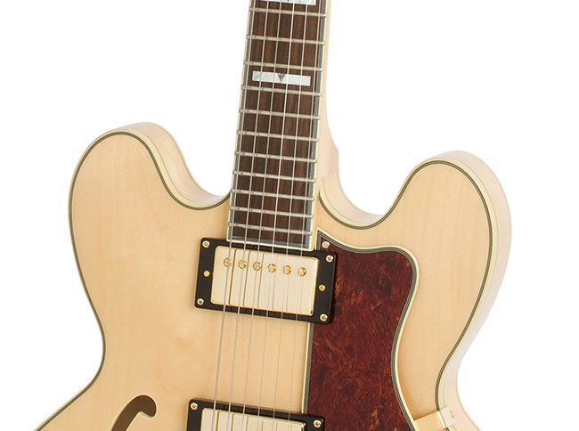 The Epiphone Sheraton-II