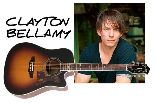 New Video From Clayton Bellamy Features Epiphone Masterbilt DR-500MCE