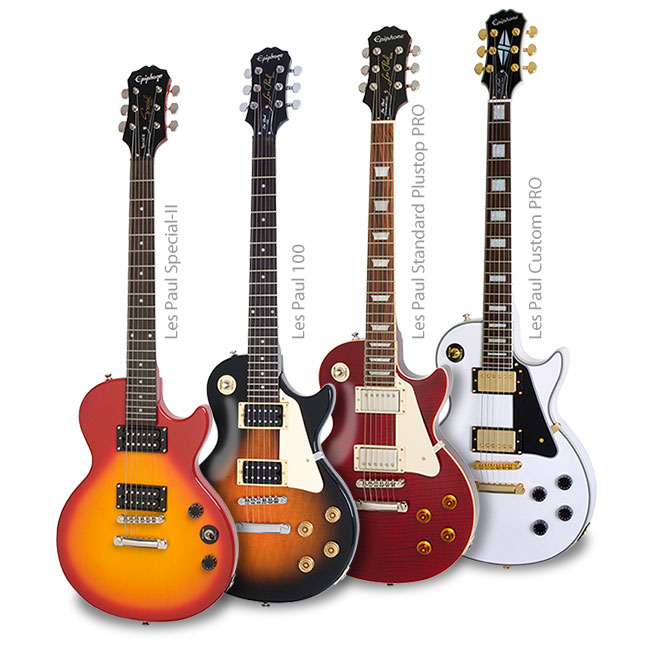 Les Paul: One To Fit Every Budget