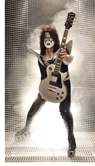 Tommy Thayer, the Epiphone Interview