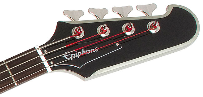 Limited Edition Epiphone TV Silver Collection