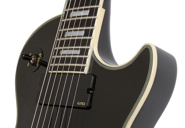 Ltd. Ed. Matthew K. Heafy Epiphone Les Paul Custom and Les Paul Custom 7-String