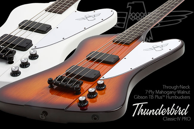 The All-New Thunderbird Classic-IV PRO