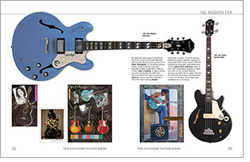 The Epiphone Guitar Book: Walter Carter chronicles the history of Epiphone