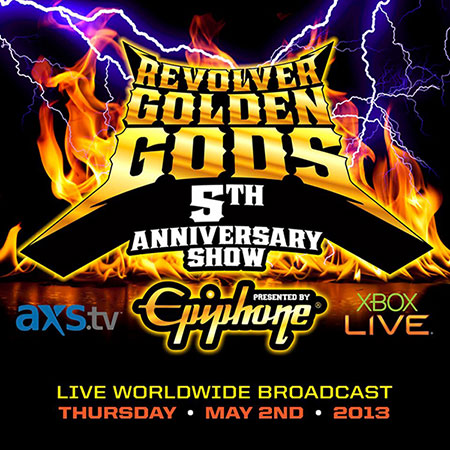 2013 Golden Gods