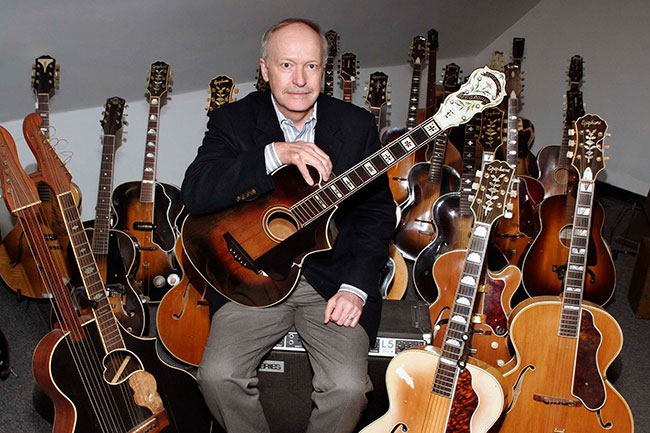 Dave Berryman: The Epiphone Interview