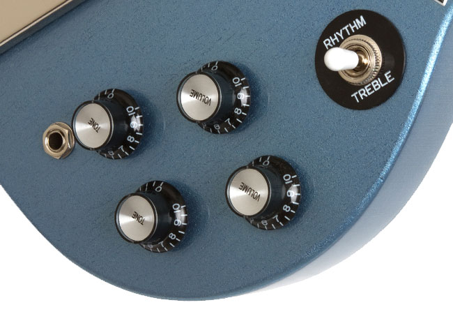 Epiphone Ltd. Ed. TV Pelham Blue Collection