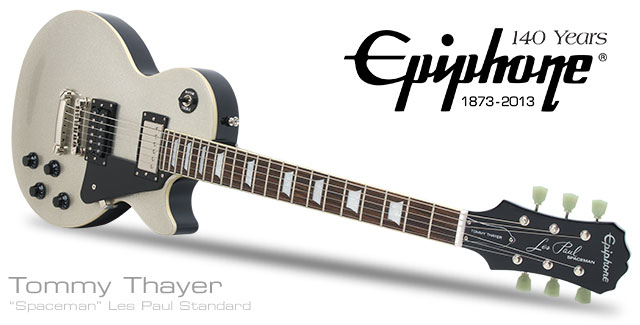 Guitar World Review: Epiphone Spaceman Tommy Thayer Signature Les Paul