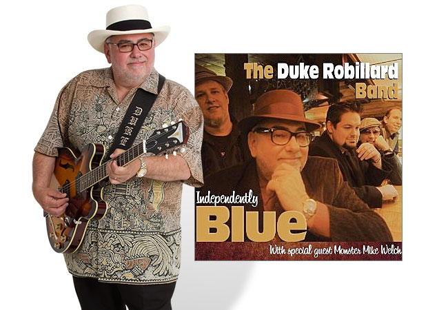Duke Robillard is Staying Busy With a New Project and Bob Dylan