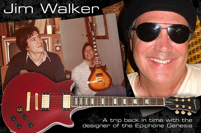 Jim Walker: The Epiphone Interview