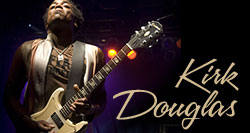 Kirk Douglas: The Epiphone Interview