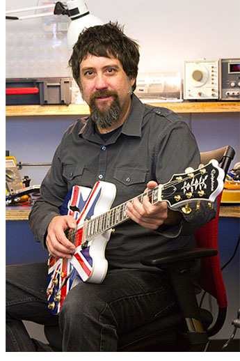 Richard Akers: The Epiphone Interview