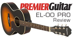 Premier Guitar Reviews The EL-00 PRO